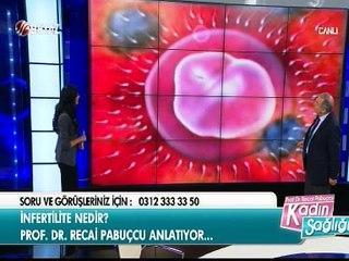 Prof. Dr. Recai Pabuççu ile Kadın Sağlığı 11 Haziran 2016