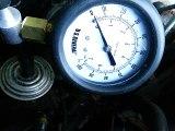 1999 nissan sentra gxe - fuel pressure loss - gauge after fuel filter