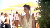 Celebrities Stomp Their Feet At The Veuve Clicquot Polo Classic