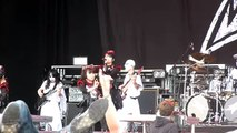 BABYMETAL - Megitsune [Live @ Download Festival 2016] [Fancam]