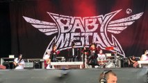 BABYMETAL - Catch Me If You Can [Live @ Download Festival 2016] [HD Fancam]