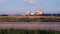 Palazzina Marconi Budrio (Bo): Demolizione palazzina Marconi 27 giugno 2013 14.22