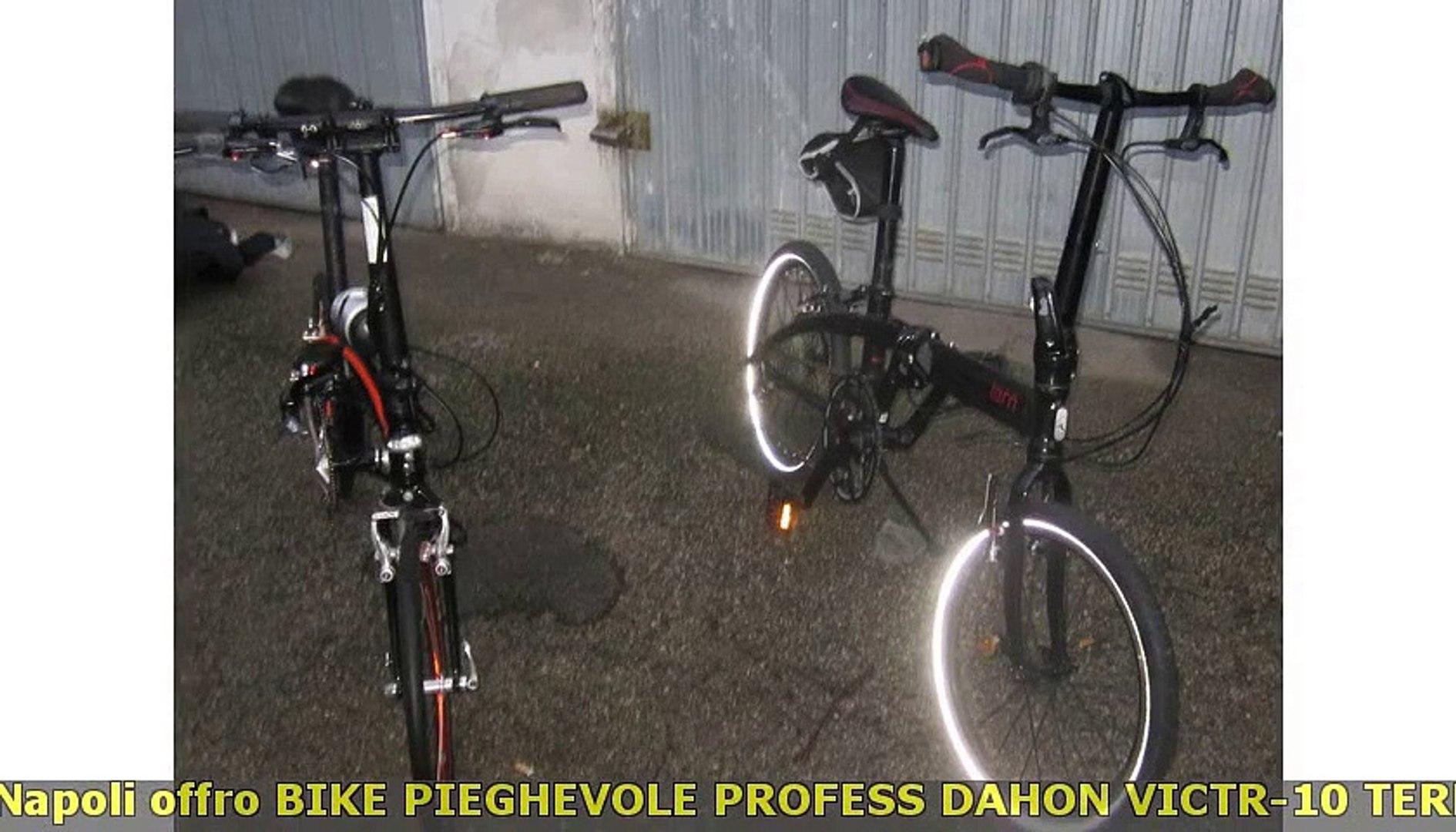 Bici Pieghevole Tern Link P9.Bike Pieghevole Profess Dahon Video Dailymotion