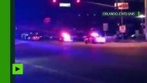 Etats-Unis : Une fusillade dans une boîte de nuit gay à Orlando (images perturbantes)
