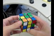 Solve The Rubiks Cube With 2 Moves! | 2 Simple Moves To Easily Solve The Rubik`S Cube