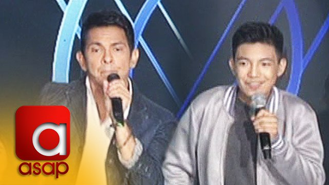 ASAP: Gary V and Darren Espanto perform 'Can't Stop the Feeling'