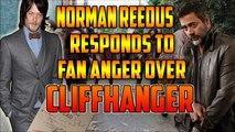 The Walking Dead's Norman Reedus Responds To Fan Anger Over NEGAN KILL Cliffhanger! Season 7 News!