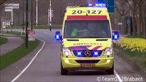 A1 Ambulance 20-127 Met Spoed Naar Volckaert De Dongepark Dongen