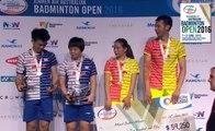 [Trophy] 2016 AUSTRALIAN OPEN Final [XD] ZHENG Siwei-CHEN Qingchen vs LU Kai-HUANG Yaqiong