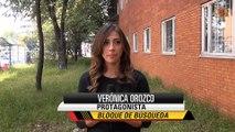 Veronica Orozco habla de Bloque de búsceda