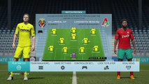 FIFA 16 Villarreal Career Mode - S1E6 - Goal Of The Season! Denis Suarez Hat-trick!