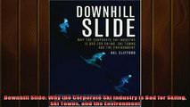 Read here Downhill Slide Why the Corporate Ski Industry is Bad for Skiing Ski Towns and the