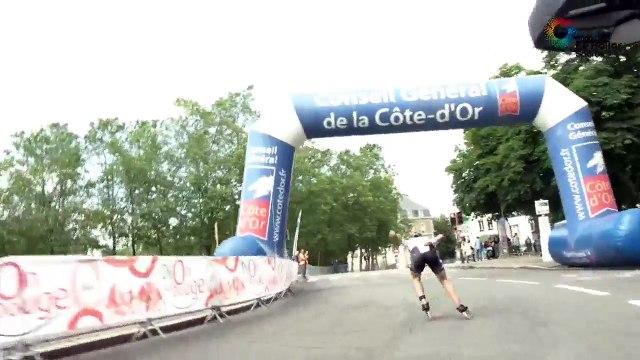 Roller Marathon International de Dijon 2016