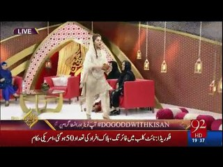 Rehmat-e-Ramzan on 92 News - 12th June 2016