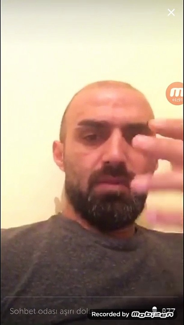 Zuhal Topal ifşa Ahmet periscope yayın