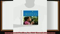 read here  Developmental Profiles PreBirth Through Adolescence