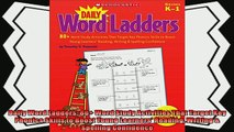 best book  Daily Word Ladders 80 Word Study Activities That Target Key Phonics Skills to Boost