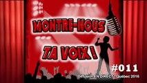 #011 Laurie-Kate Ménard dans le Concours Montre-Nous Ta Voix Quebec 2016