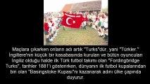 Dünyada Kurulmuş İlk TÜRK Futbol Takımı