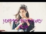 Alia Bhatt Celebrate Her 23rd Birthday Today   Happy Birthday Alia