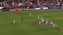 GOAL Chile, José Pedro Fuenzalida No. 6 @Argentina v @LaRoja #CopaAmerica