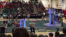 Team 1676 - Qualification Match 29 @ Mt. Olive MAR District 2016