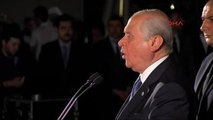 MHP Lideri Bahçeli Milliyetçi-Ülkücü Hareket Meşgul Edilmekte, Ele Geçirilmek İstenmektedir
