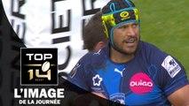 TOP 14 - L'essai de Pierre Spies, symbole de la maîtrise de Montpellier face à Castres