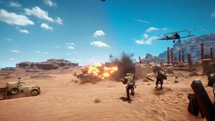 Battlefield 1 - Trailer de gameplay de Battlefield 1