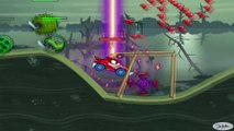 ✔ Cars cartoons for kids. Racing Car. Track with obstacles. Car battle. Learning for children ✔