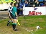 Leeds v Newcastle Utd & Nottingham F v Newcastle Utd 1995/96
