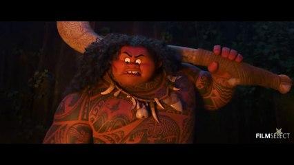Disney's Moana Trailer