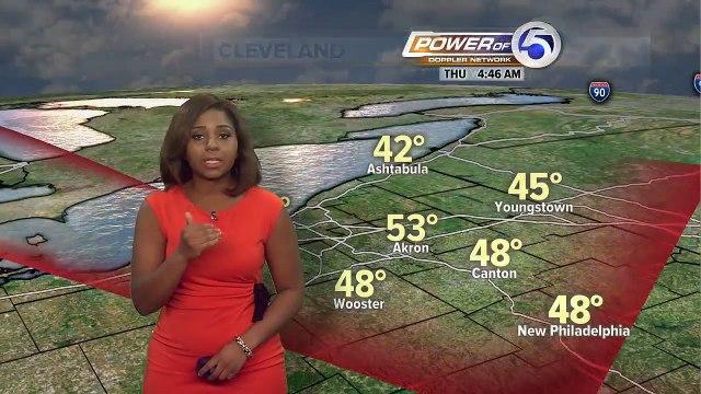 Forecast - Thursday morning