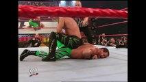 Chris Jericho vs. Chris Benoit (Submission Match): Raw, Feb. 7. 2005