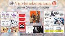 Concert Barbara Chanteuse Francaise Saint Ouen 1988 Billet Collection Vente Ticket Collector Vintage