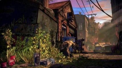 TEASER  E3 2016 de The Walking Dead : A New Frontier