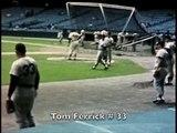 1961 Detroit Tigers at Cleveland ( June 25, 1961)