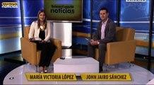Titulares Teleantioquia Noticias AM viernes 22 de noviembre de 2013