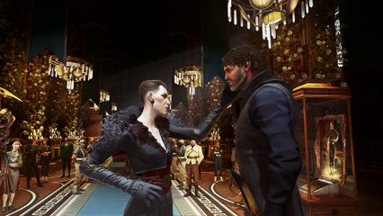 Dishonored 2 – Trailer de gameplay de Dishonored 2