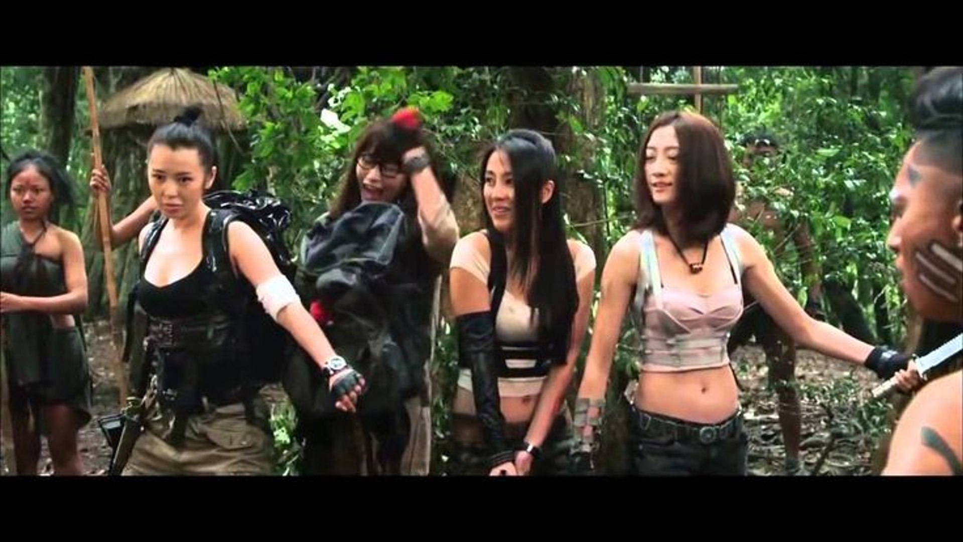 Best Action Movies 2016 - ANGEL WARRIORS 2016 - Hollywood Full Movies 2016