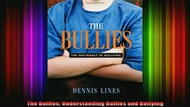 READ book  The Bullies Understanding Bullies and Bullying Full Free