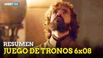 "Juego de tronos 6 - Reacción a ""Nadie"" Game of Thrones 6x08"