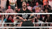 WWE RAW 5⁄23⁄16 Roman Reigns Confronts Seth Rollins - WWE Seth Rollins Returns to RAW 5⁄23⁄16