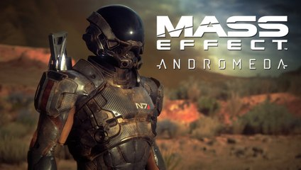 MASS EFFECT  ANDROMEDA VIDEO UFFICIALE EA Play 2016