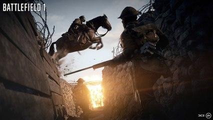 Battlefield 1 Gameplay Trailer Ufficiale