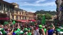 Ce chant irlandais est le buzz de ce début d'Euro 2016 !