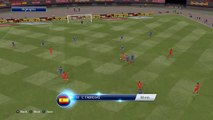 Cesc Fabregas long shoot goal (PES 16 version)