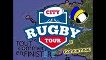 City Rugby Tour (Comité Départemental 11-12-17-29)