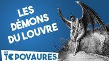 5 démons au musée du Louvre