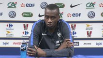 Foot - Euro - Bleus : Matuidi «Il faut oser, prendre plus de risques»